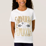 "Hanukkah Fine Jersey Shirt Kids Funukkah Hanukkah<br><div class=""desc"">Hanukkah Fine Jersey T-Shirt for Girls &quot;A Funukkah Hanukkah Gold/Silver&quot; Personalize by deleting text &quot;For Shana&quot; and replace with your own message. Choose your favorite font color, style, and size. Thanks for stopping and shopping by! Much appreciated. This design can be placed on many other clothing styles, sizes, and colors....</div>"