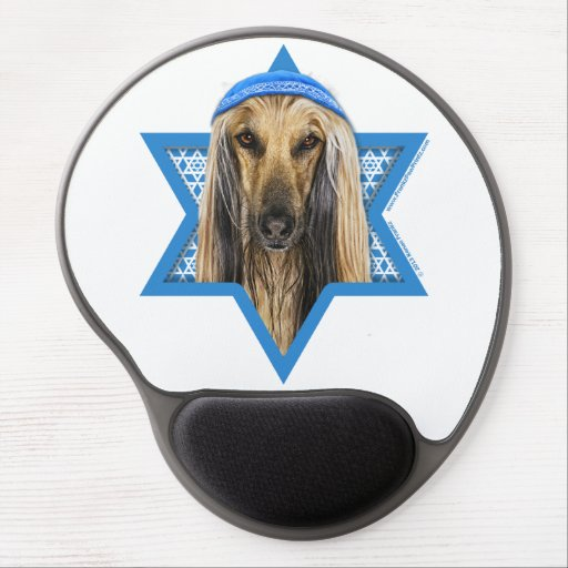 hanukkah gel mouse pad
