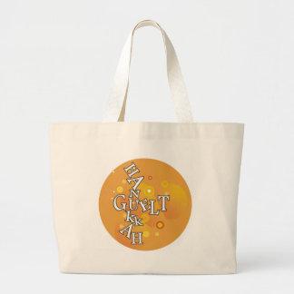 Hanukkah Guelt Canvas Bag