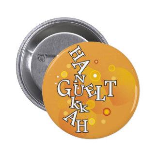 Hanukkah Guelt Button