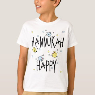 """Hanukkah Happy"" Kids T-Shirt"