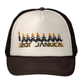 Hanukkah Trucker Hats
