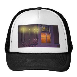 Hanukkah Trucker Hat