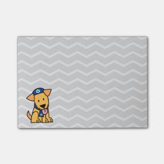 Hanukkah Jewish Labrador Retriever Puppy Dog Post-it Notes