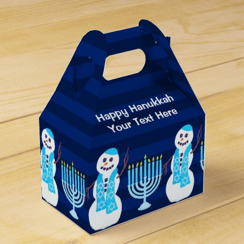 Hanukkah Favor Box