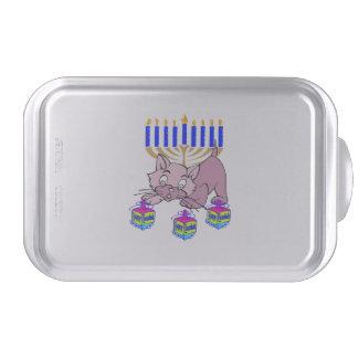 Hanukkah Kitty Cake Pan
