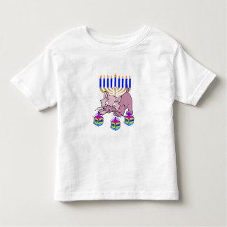 Hanukkah Kitty Toddler T-shirt
