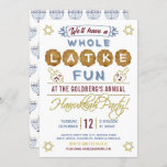 """Hanukkah Party Funny 