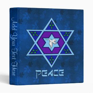 Hanukkah Peace Art Binder
