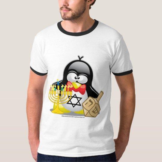 Hanukkah Penguin T-Shirt