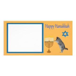 Hanukkah Photo Card