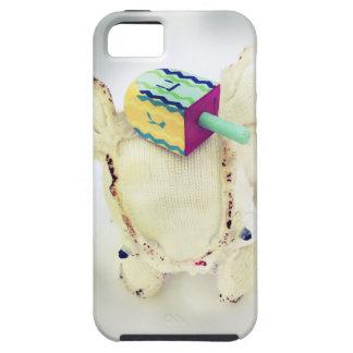 Hanukkah Photo Holiday Greeting Card iPhone SE/5/5s Case