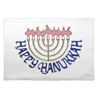Hanukkah Placemats