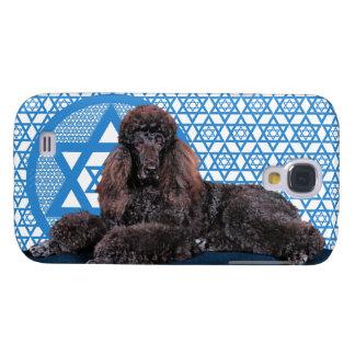 Hanukkah - Poodle - Bix Galaxy S4 Cover
