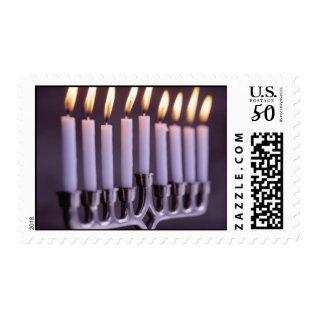 Hanukkah Postage at Zazzle