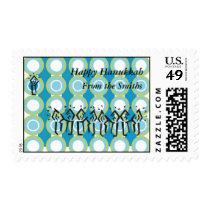 Hanukkah postage