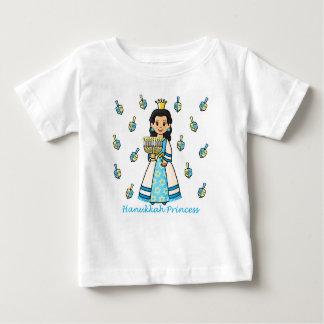 Hanukkah Princess Baby T-Shirt