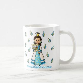 Hanukkah Princess Coffee Mug