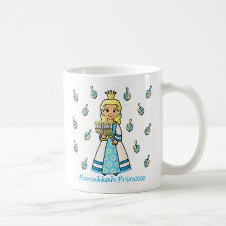 Hanukkah Princess Mugs