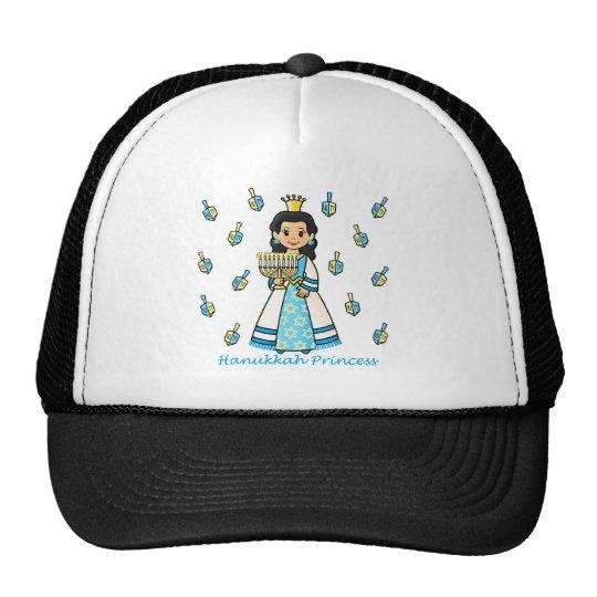 Hanukkah Princess Trucker Hat