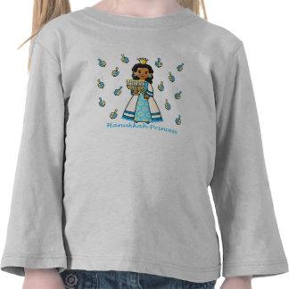 Hanukkah Princess T Shirt