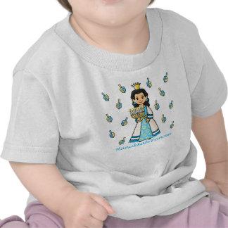 Hanukkah Princess Shirts