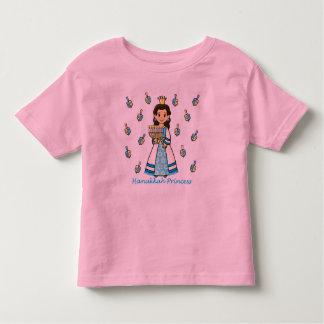 Hanukkah Princess Tshirts