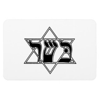 Hanukkah Rectangular Photo Magnet