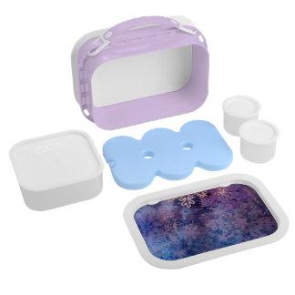 Hanukkah Snowflakes Lunchbox
