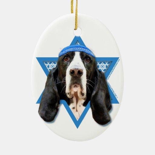 hanukkah_star_of_david_basset_hound_jasmine_ornament-r5e2c827d22fb45f5a840657cd5692642_x7sjn_8byvr_512 Basset Hound Christmas Ornaments