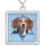 Hanukkah Star of David - Beagle Custom Jewelry