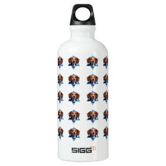 Hanukkah Star of David - Beagle SIGG Traveler 0.6L Water Bottle