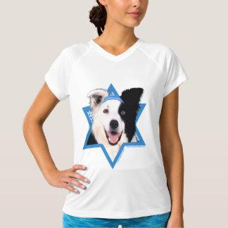 Hanukkah Star of David - Border Collie T-Shirt
