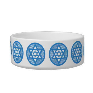 Hanukkah - Star of David Bowl
