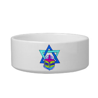 Hanukkah Star of David Bowl