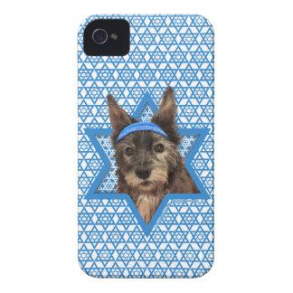 Hanukkah Star of David - Cairn Terrier - Trixie Case-Mate iPhone 4 Case