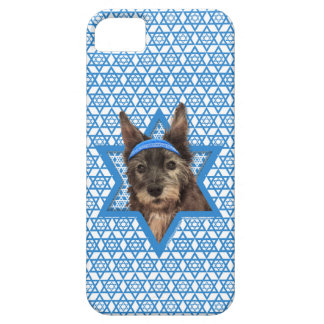 Hanukkah Star of David - Cairn Terrier - Trixie iPhone 5 Covers
