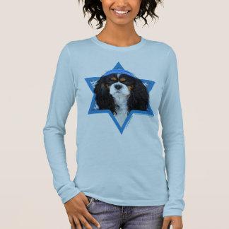 Hanukkah Star of David - Cavalier Long Sleeve T-Shirt