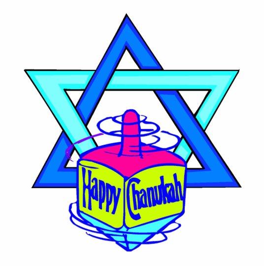 Hanukkah Star of David Cutout