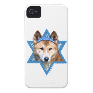 Hanukkah Star of David - Dingo iPhone 4 Cover