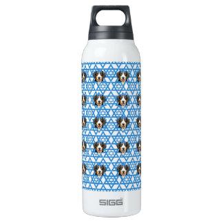Hanukkah Star of David - Entlebucher Mountain Dog SIGG Thermo 0.5L Insulated Bottle
