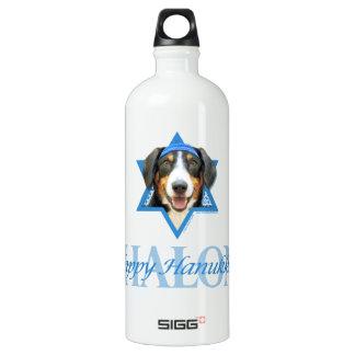 Hanukkah Star of David - Entlebucher Mountain Dog SIGG Traveler 1.0L Water Bottle