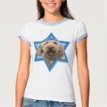 Hanukkah Star of David - GoldenDoodle Tee Shirts