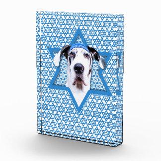 Hanukkah Star of David - Great Dane - Harlequin Awards