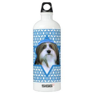 Hanukkah Star of David - Havanese SIGG Traveler 1.0L Water Bottle