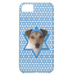 Hanukkah Star of David - Jack Russell Terrier Cover For iPhone 5C