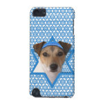 Hanukkah Star of David - Jack Russell Terrier iPod Touch (5th Generation) Case