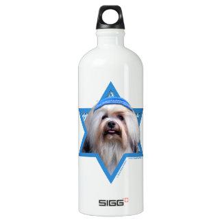 Hanukkah Star of David - Lowchen SIGG Traveler 1.0L Water Bottle