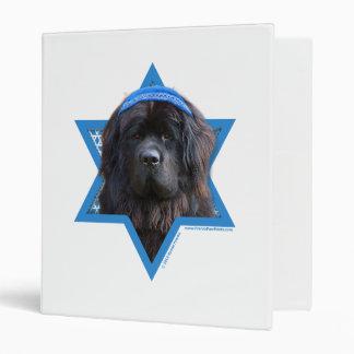 Hanukkah Star of David - Newfoundland Binder