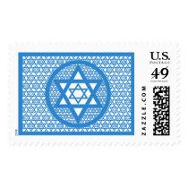 Hanukkah - Star of David Postage